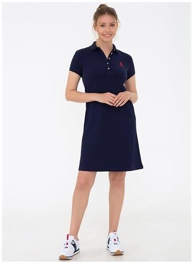 U.S. Polo Assn. U.S. Polo Assn. Elbise Lacivert